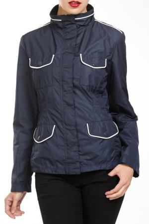 Куртка Fly Charter's. Цвет: синий