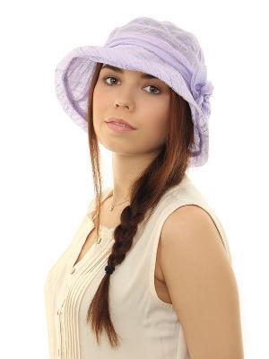 Шляпа Migura. Цвет: сиреневый