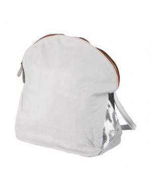 Рюкзаки и сумки на пояс EBARRITO. Цвет: слоновая кость