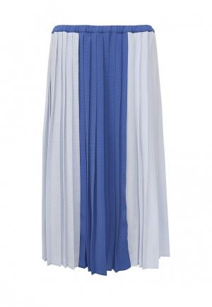 Юбка Pennyblack. Цвет: голубой