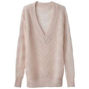 Пуловер с V-образным вырезом La Redoute Collections. Цвет: кремовый,синий морской,ультрафиолет