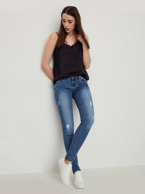 Джинсы Vero moda. Цвет: синий