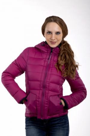 Куртка QS. Цвет: розовый