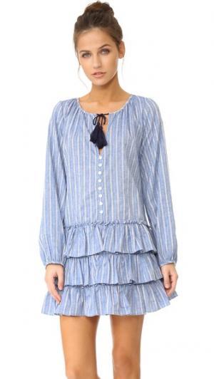 Платье Nadine MISA. Цвет: tu11