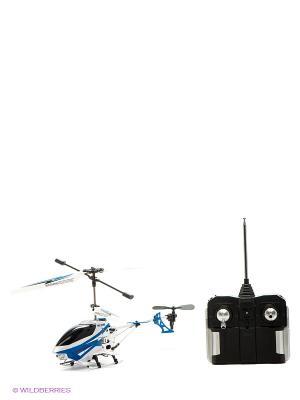 Вертолет  с гироскопом Р/У AULDEY. Цвет: синий, белый