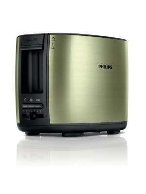 Тостер Philips HD2628/10. Цвет: зеленый, черный