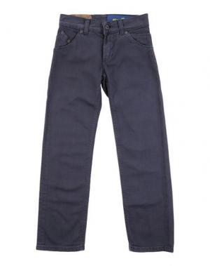 Джинсовые брюки DONDUP STANDART. Цвет: темно-фиолетовый