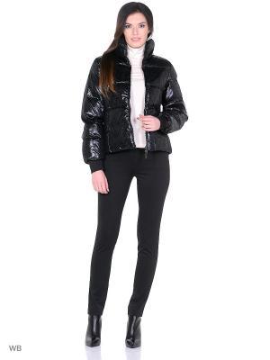 Куртка lawiggi. Цвет: черный