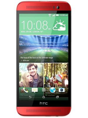 Смартфон One (E8) dual sim Red HTC. Цвет: черный, красный