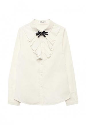 Блуза Vitacci. Цвет: бежевый