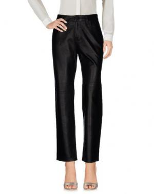 Повседневные брюки J BRAND. Цвет: черный
