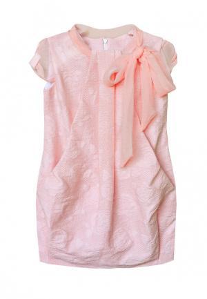 Платье AnyKids. Цвет: розовый