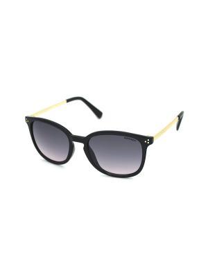 Cолнцезащитные очки Exenza. Цвет: черный, золотистый
