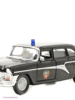 Машина ГАЗ-13 Чайка служебная AUTOTIME. Цвет: черный