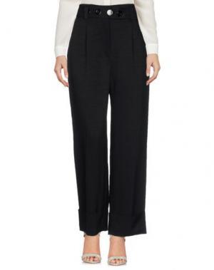 Повседневные брюки SANDRO Paris. Цвет: черный