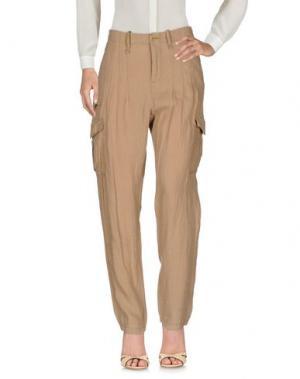 Повседневные брюки POLO JEANS COMPANY. Цвет: верблюжий
