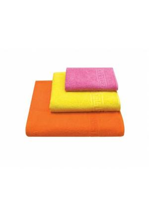 Полотенце банное КВК. Цвет: сиреневый