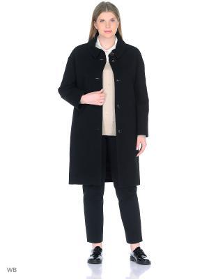 Пальто Леди Шарм. Цвет: черный