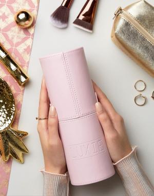 Luxie Розовый держатель для кистей Perfection. Цвет: бесцветный