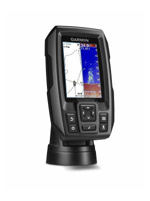 Эхолот Striker 4 Worldwide GARMIN. Цвет: черный