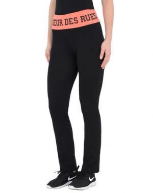 Повседневные брюки BOXEUR DES RUES. Цвет: коралловый