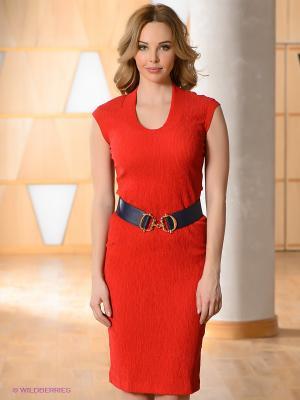 Платье Vaide. Цвет: красный