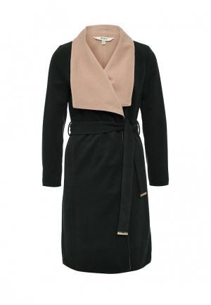 Пальто Y by Yumi. Цвет: зеленый