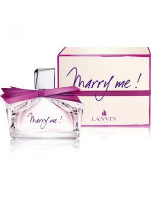 Marry Me, Парфюмерная вода, 50 мл LANVIN. Цвет: белый, розовый