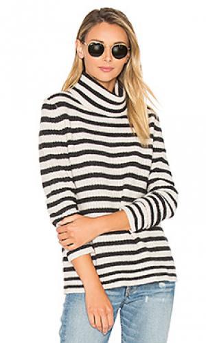 Свитер в полоску quinn 360 Sweater. Цвет: уголь