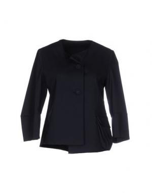 Пиджак CORINNA CAON. Цвет: темно-синий