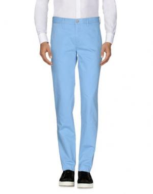 Повседневные брюки J. LINDEBERG. Цвет: небесно-голубой