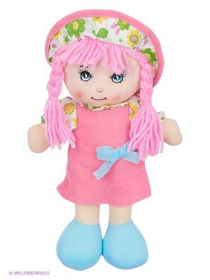 Кукла трикотажная Кейт DREAM MAKERS. Цвет: голубой, розовый