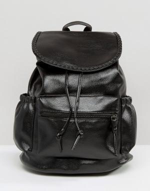 7X Рюкзак. Цвет: черный