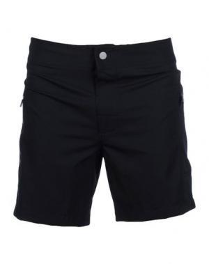 Пляжные брюки и шорты EVEREST ISLES. Цвет: черный