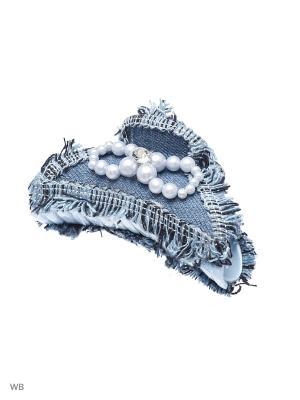 Краб Gusachi. Цвет: голубой, белый