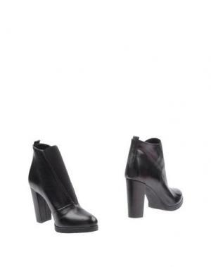 Полусапоги и высокие ботинки RÊVE D'UN JOUR. Цвет: черный