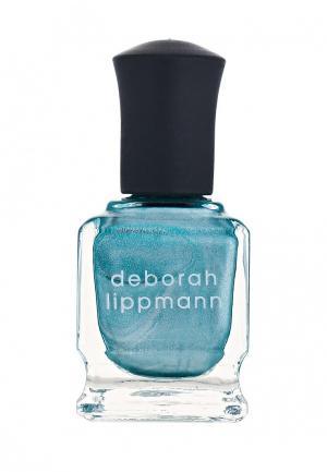 Лак для ногтей Deborah Lippmann. Цвет: зеленый