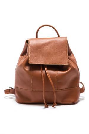 Backpack ROBERTA M. Цвет: cognac