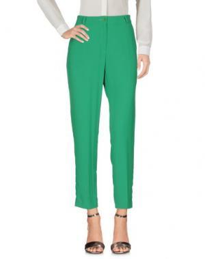 Повседневные брюки ORION LONDON. Цвет: зеленый