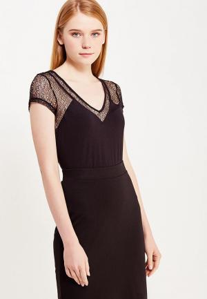 Блуза Morgan. Цвет: черный