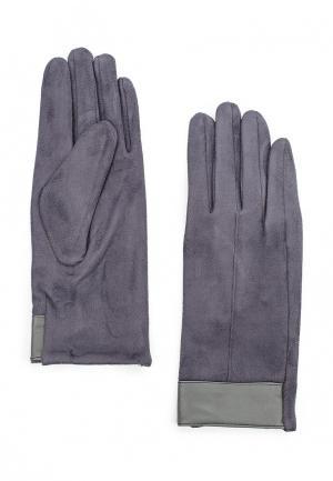 Перчатки Zarina. Цвет: серый