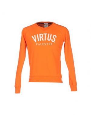 Толстовка VIRTUS PALESTRE. Цвет: оранжевый