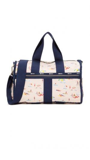 Объемная сумка с короткими ручками Weekender LeSportsac