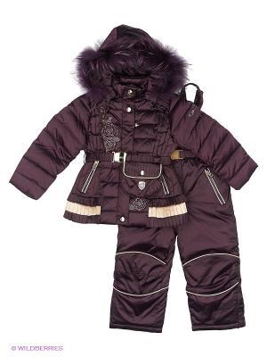 Комплект одежды RadRada. Цвет: фиолетовый