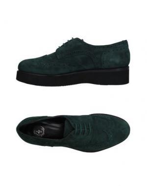 Обувь на шнурках RÊVE D'UN JOUR. Цвет: зеленый