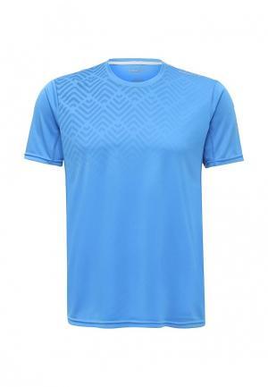 Футболка спортивная Craft. Цвет: синий