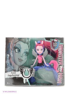 MONSTER HIGH  Куклы из серии Монстры-кентавры. Цвет: синий, бежевый, красный