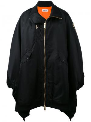 Пальто-кейп MA1 Ambush. Цвет: чёрный