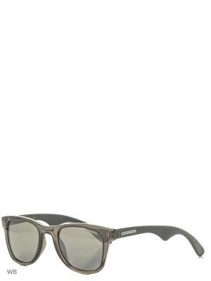 Солнцезащитные очки CARRERA 6000 QOW. Цвет: черный, прозрачный