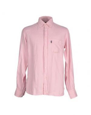 Pубашка JECKERSON. Цвет: розовый